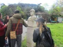 Si fa in tempo a vedere i busti … si saluta anche Masina, capo dei lancieri della morte
