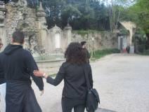 La fontana dei <i>Fauni</i>