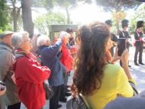Tra i partecipanti anche Hannelore e Angelo Ciofi