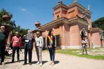 170° della Repubblica Romana 1849. Villa Pamphilj.