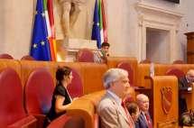 Parla Enrico Stefàno, Vice Presidente Vicario dell'Assemblea Capitolina