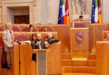 Roberto Calabria parla della Costituente e richiama Gioacchino e Pippetto dal Bando del febbraio 1849