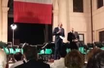 Il Gen. Nunzio Paolucci introduce apre la manifestazione e dà la parola allo storico Paolo Volpato