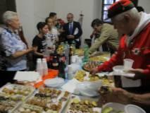 Festoso aperitivo di commiato