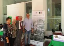 Incontriamo l'amico Paolo Masini e rinverdiamo i ricordi delle attività svolte a Monteverde e al Gianicolo