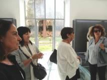 In visita amici di Palazzina Corsini di M. Castracane: la bravissima dr.ssa Manuela Monticelli