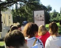 Arriviamo al Mausoleo: è ancora chiuso ma quanto prima riaprirà tutti i giorni