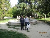 La fontana della Passioni Umane ( o Fontana dei Vizi)