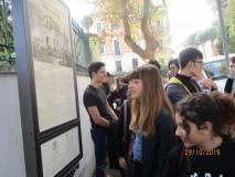 Dal pannello a Villa Spada, Alessia Ponga ricorda i bersaglieri lombardi e la morte di Luciano Manara