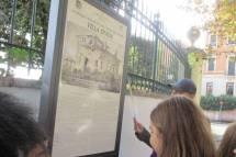 A Villa Spada i bersaglieri lombardi