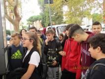Un'alunna spiega la difesa a Villa Spada e la morte di Luciano Manara