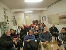 La sala è pronta e subito si parte: Cardellini parla dell'educazione civica a scuola…