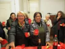 Marisa Ines Pietracci e Giovanna De Luca aprono i festeggiamenti…