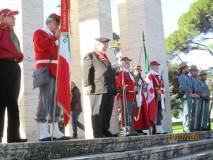 Il Gen. Bruno Simeone introduce la manifestazione