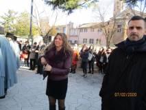 Mara Minasi responsabile del Mausoleo