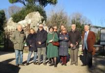 Foto di gruppo per ex studenti Liceo Virgilio
