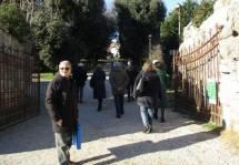Massimo Capoccetti richiama tutti alla visita sul viale dei combattimenti del 3 giugno 1849