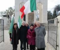 La Consigliere Gemma Guerrini con Giovanna De Luca, Marisa Pietracci, Emanuela Mariani, Roberto Calabria, Enrico Luciani