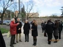 Arriva Mara Minasi responsabile del Mausoleo Ossario