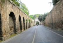 Le arcate dell'Acquedotto Traiano- Paolo V