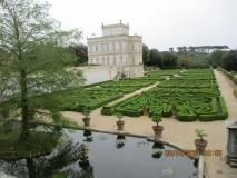 Villa Algardi o Casino del Bel respiro. Villa di rappresentanza.