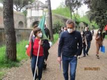 Giovanna De Luca e Cristiano Ottavi, due laureati in pensione dal Comune ricordano i loro trascorsi