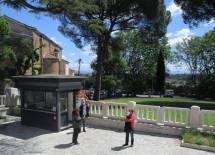 Cogliamo l'occasione per salutare calorosamente i volontari che aprono il Mausoleo Ossario