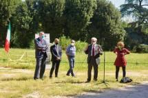 Enrico Luciani apre la manifestazione