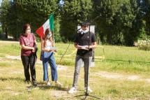 la lettura del Liceo Manara sulla morte di Enrico Dandolo