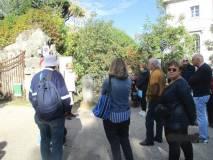 L'appuntamento è all'ingresso di Largo 3 giugno 1849