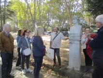 Roberto Calabria racconta la meravigliosa figura di Colomba Antonietti, unico busto femminile del Parco