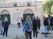A Casale Barberini l'ingresso dei francesi: Roberto racconta l'episodio di Girolamo Induno e poi ricorda Wurst e la moglie Henrietta per il dono di Villa Sciarra al popolo romano
