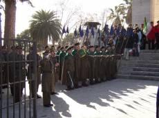 Cerimonia al MAUSOLEO: I Lancieri