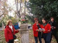 ALIM6476 Cecilia, Marilena e .. rose bianche e alloro per Colomba Antonietti._small