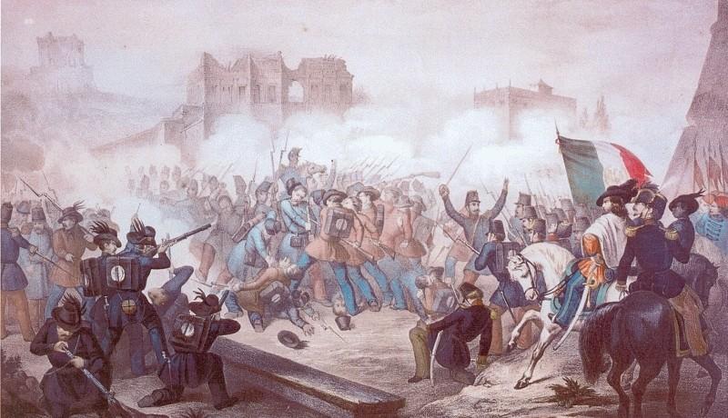 Slide | bsmc – Garibaldi alla battaglia del 30 aprile