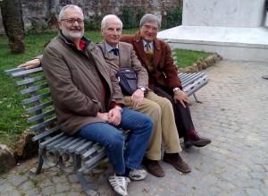 Claudio Bove, Cesare Balzarro, Enrico Luciani