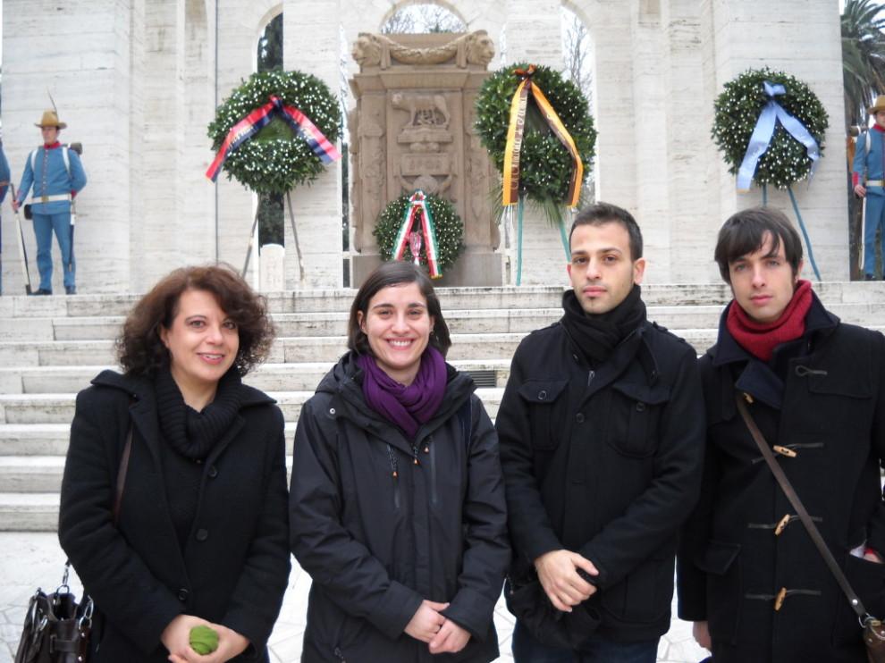 Daniela Donghia, Mariapaola Pietracci Mirabelli, Alessandro Ascoli, Gianluca Bernardo
