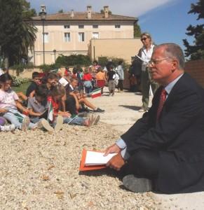il magistrato Raffaello Sestini