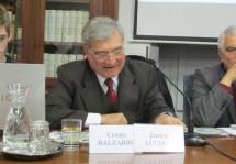 Luciani Enrico desidera  rappresentare anche il caro amico Cesare Balzarro, oggi impossibilitato a partecipare