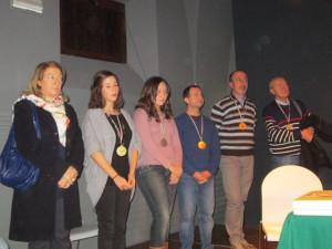 i sei finalisti del Concorso
