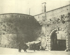 30 aprile vecchia porta cavalleggeri