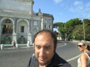 Roberto Calabria spiega il Fontanone