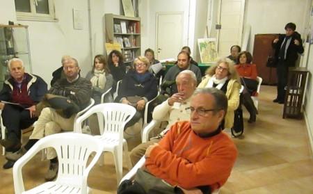 I partecipanti all'Assemblea