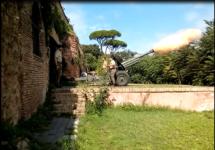 22-Il cannone spara: il miglior FUOCO (immagine di Nicolas Iurich della I AE)