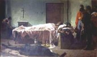Morte di Manara di Eluterio Pagliano