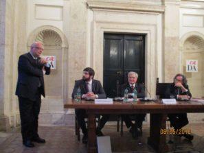 Mario Di Napoli, presidente dell'Associazione Mazziniana Italiana, ricorda anch'egli Agostino Bertani