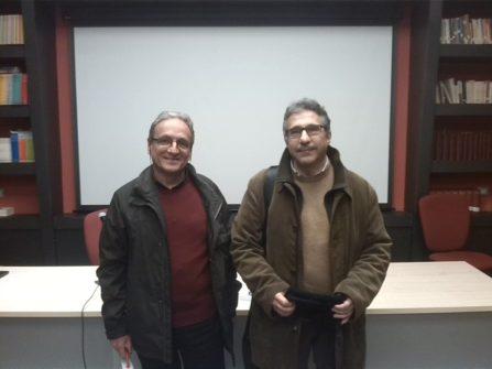Massimo Capoccetti e Agostino Bistarelli