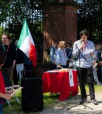 Giuseppe Testa, dell'Università di Roma Tor Vergata racconta la morte di Enrico Dandolo