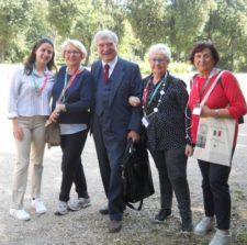 Gea Grimaldi, Ines Pietracci, Enrico Luciani, Ivana Colletta, Giovanna De Luca
