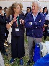I coniugi Noemi e Ruggero Grimaldi